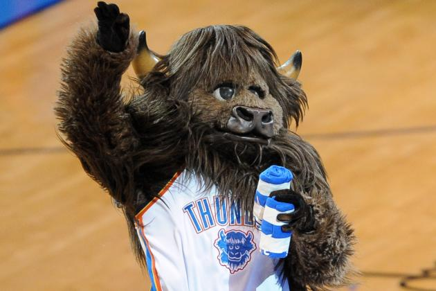 Why Oklahoma City Thunder's Home-Court Advantage Really Is NBA's Best
