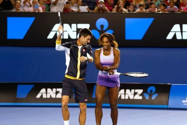 Tennis Star Novak Djokovic May Be More Gangnam Style Than PSY