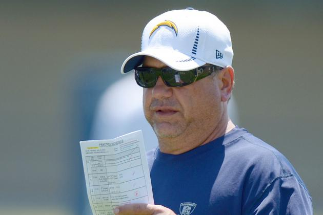 San Diego Chargers Defensive Coordinator John Pagano to Remain with Team