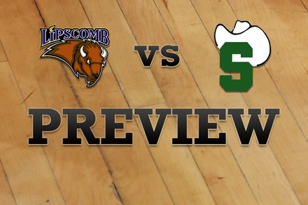 Lipscomb vs. Stetson: Full Game Preview