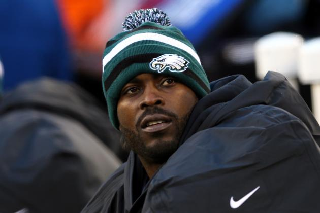 Michael Vick and Chip Kelly Reportedly Have Meeting