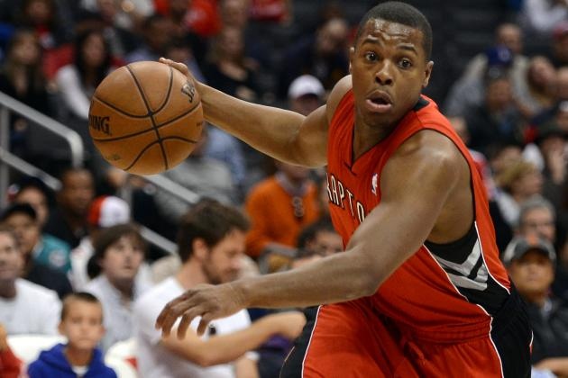 Kyle Lowry Is the Toronto Raptors' Best Shot Against Better Teams