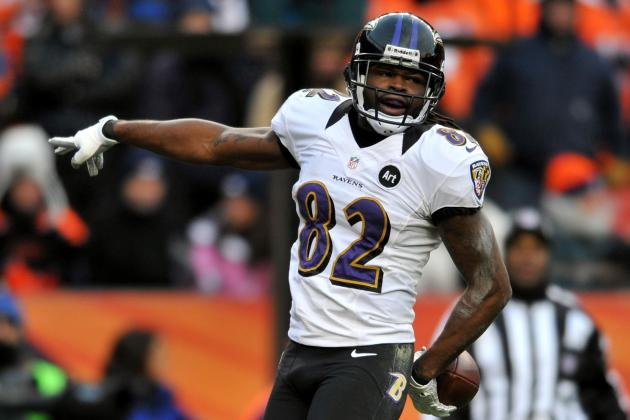 Ravens vs. Patriots: Torrey Smith Will Be X-Factor in AFC Championship