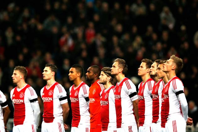 UEFA fine Ajax €10,000 for inoffensive banner at Manchester City game