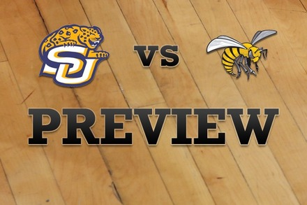 Southern University vs. Alabama State: Full Game Preview