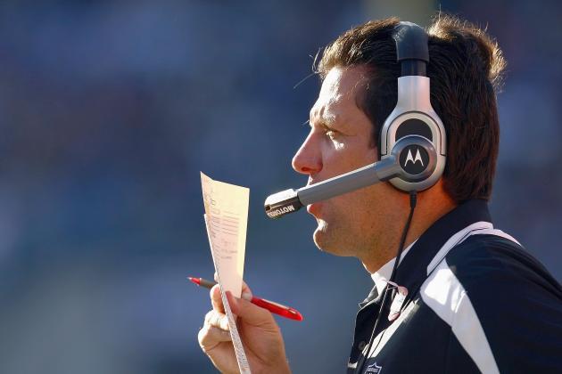 Knapp Hired as Quarterbacks Coach