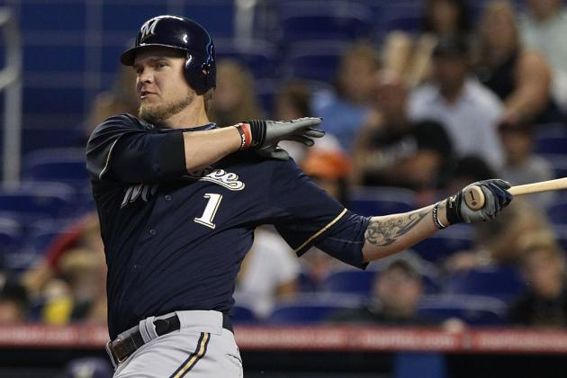 How Corey Hart's Knee Injury Impacts the Milwaukee Brewers