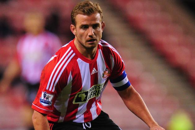 Sunderland Rocked by Cattermole Injury Setback