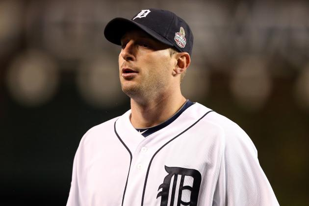 Max Scherzer Reportedly Seeking $7.4 Million