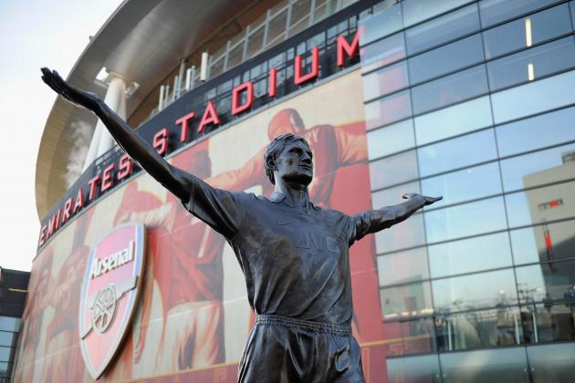 Tony Adams: Arsenal are a million miles away