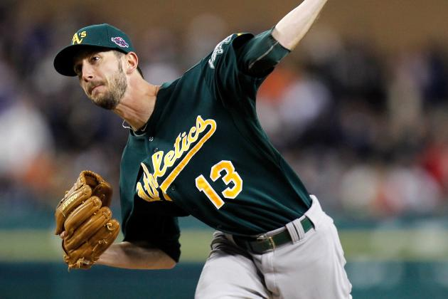 Oakland A's Agree to Terms with Brandon Moss, Jerry Blevins
