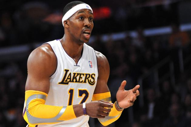 Robert Horry on Dwight Howard: LA Needs 'Someone Who's Focused, Not Fun-Loving'