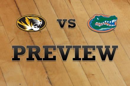 Missouri vs. Florida: Full Game Preview