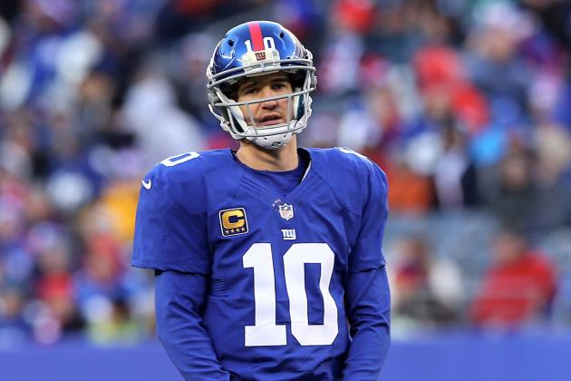 NY Giants Stuck at Home, Watching Same Teams Compete Except Them