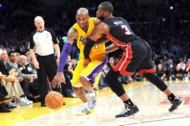Miami Heat's Pick-and-Roll Defense Has Kobe Bryant in Awe