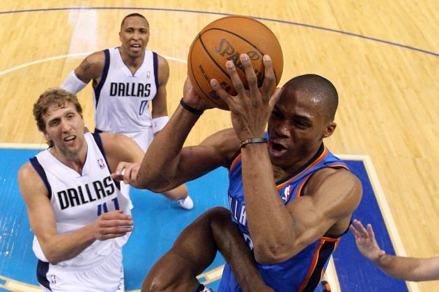 NBA Gamecast: Thunder vs. Mavericks