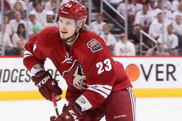 Coyotes Aiming to Keep Momentum Rolling After Reaching Conference Finals