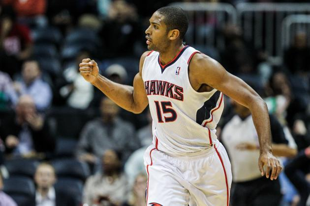 Atlanta Hawks' Al Horford Deserves to Be in the NBA All-Star Game