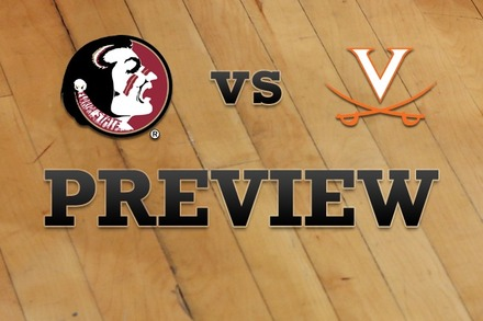 Florida State vs. Virginia: Full Game Preview