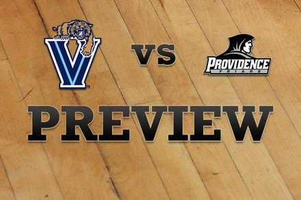 Villanova vs. Providence: Full Game Preview