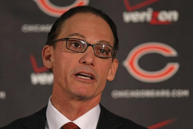 Trestman Brings Former Als' Assistants to Bears