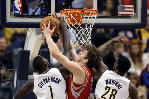 NBA Gamecast: Houston vs. Indiana