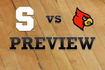 Syracuse vs. Louisville: Full Game Preview