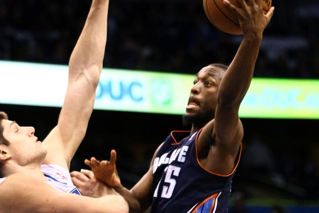 Charlotte Bobcats Survive Late Magic Push: Game 39 Recap