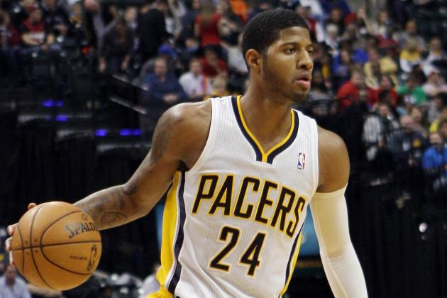Paul George Continues to Make All-Star Case in Pacers Win