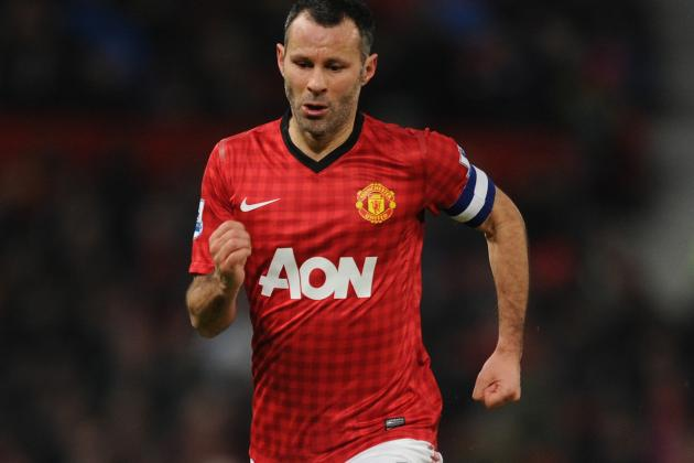 Giggs in No Rush to Extend United Career