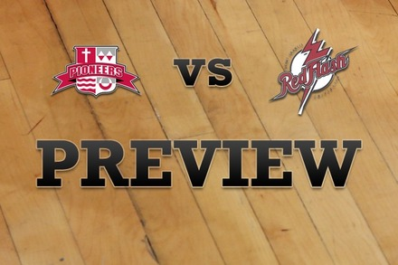 Sacred Heart vs. St. Francis (PA): Full Game Preview