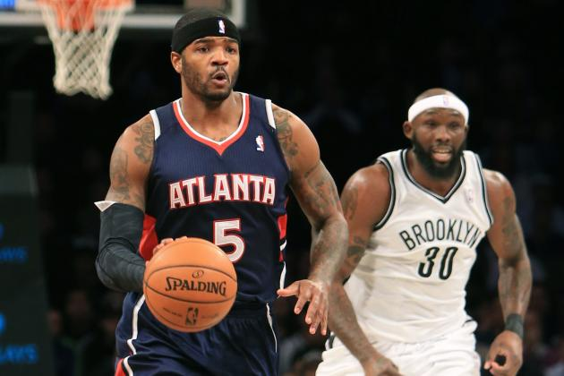 Video: Josh Smith Posterizes Brook Lopez