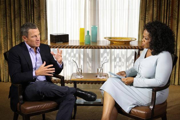Major Takeaways from Day 2 of Oprah's Interview with Lance Armstrong