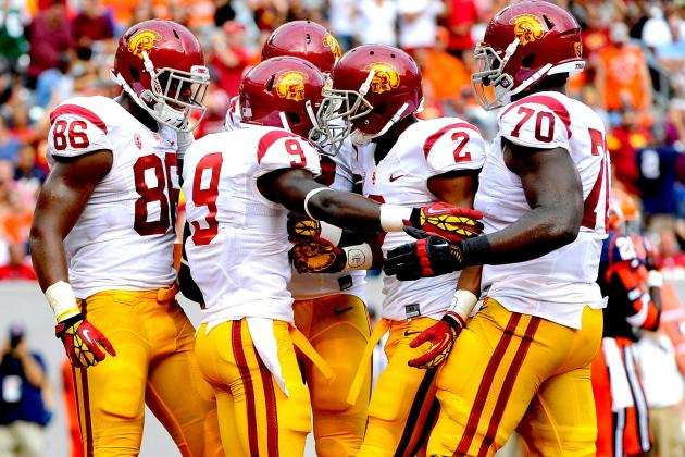 What Happened in USC Locker Room Should Have Stayed in USC Locker Room