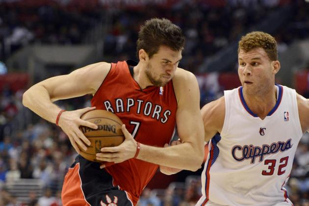 Former Raptors Coach Mitchell Piles on Andrea Bargnani, Too