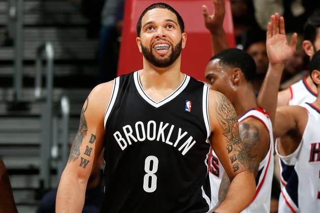 Brooklyn Nets Star Deron Williams Assists Borough Courts All Season Long
