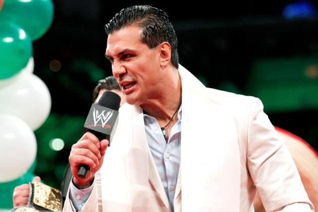 Would Alberto Del Rio vs. Dolph Ziggler for the World Title Be a Good WWE Feud?