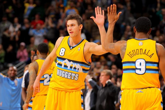 Fate of Denver Nuggets Rests Largely with Danilo Gallinari