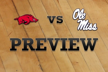 Arkansas vs. Mississippi: Full Game Preview