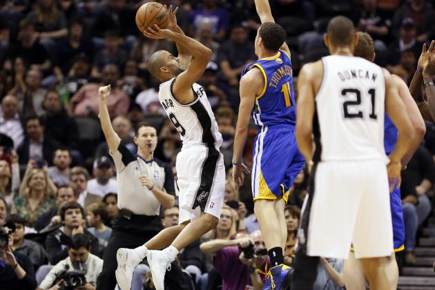 Warriors Lose in San Antonio for 28th Consecutive Time, 95-88 to Spurs
