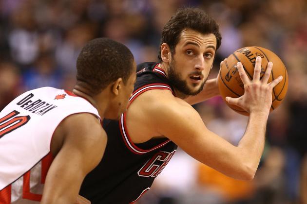 Belinelli Sinks Improbable Game-Winner for Bulls