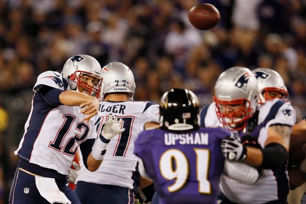 Ravens vs. Patriots: Grading Position-by-Position Matchups for AFC Championship