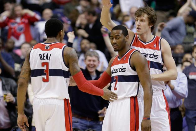 NBA Trade Rumors: Why the Washington Wizards Will Not Trade Bradley Beal