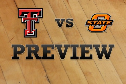 Texas Tech vs. Oklahoma State: Full Game Preview