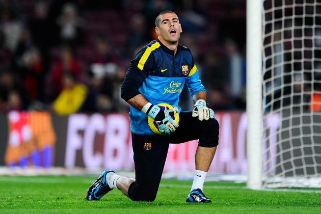 Barcelona Transfer News: Victor Valdes Will Not Sign New Barca Deal