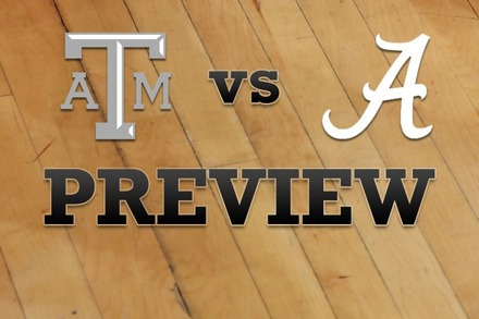 Texas A&M vs. Alabama: Full Game Preview