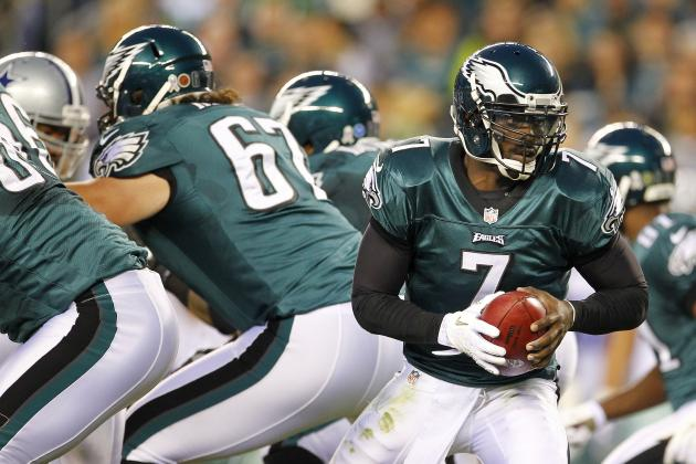 Will Philadelphia Eagles Quarterback Michael Vick Head to the New York Jets?