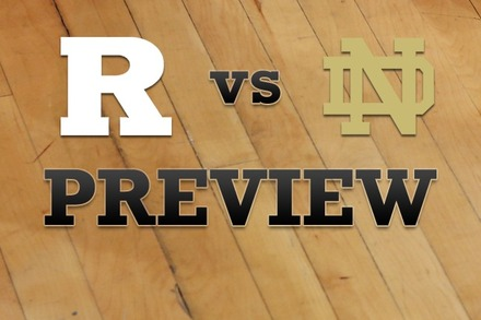 Rutgers vs. Notre Dame: Full Game Preview