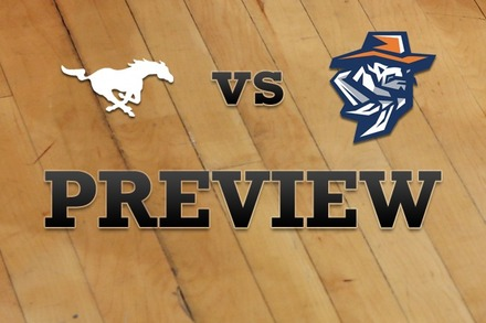 Southern Methodist vs. UTEP: Full Game Preview
