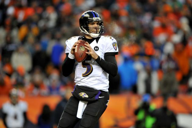 Super Bowl 2013: Victory Won't Make Joe Flacco an Elite Quarterback